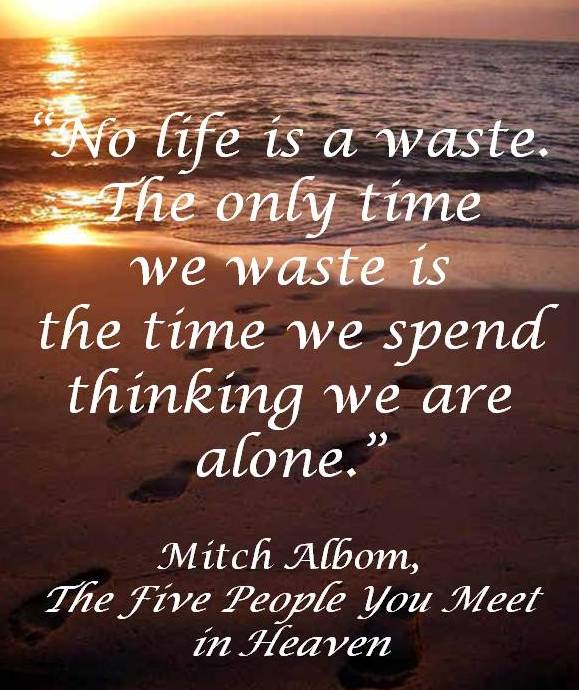 The Five People You Meet In Heaven By Mitch Albom The Novel Nomad